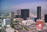 Image of skyscrapers Los Angeles California USA, 1976, second 27 stock footage video 65675033251
