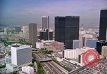 Image of skyscrapers Los Angeles California USA, 1976, second 31 stock footage video 65675033251