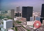 Image of skyscrapers Los Angeles California USA, 1976, second 32 stock footage video 65675033251