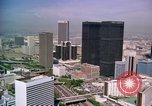 Image of skyscrapers Los Angeles California USA, 1976, second 34 stock footage video 65675033251