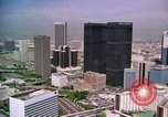 Image of skyscrapers Los Angeles California USA, 1976, second 35 stock footage video 65675033251