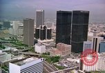 Image of skyscrapers Los Angeles California USA, 1976, second 36 stock footage video 65675033251