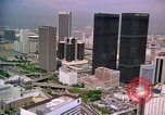 Image of skyscrapers Los Angeles California USA, 1976, second 37 stock footage video 65675033251