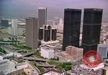 Image of skyscrapers Los Angeles California USA, 1976, second 38 stock footage video 65675033251