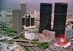 Image of skyscrapers Los Angeles California USA, 1976, second 39 stock footage video 65675033251