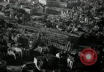Image of aerial views of damage from WW2 Berlin Germany, 1947, second 5 stock footage video 65675033264