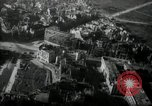 Image of aerial views of damage from WW2 Berlin Germany, 1947, second 12 stock footage video 65675033264