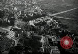 Image of aerial views of damage from WW2 Berlin Germany, 1947, second 13 stock footage video 65675033264
