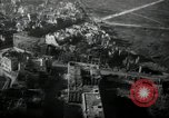 Image of aerial views of damage from WW2 Berlin Germany, 1947, second 14 stock footage video 65675033264