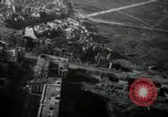 Image of aerial views of damage from WW2 Berlin Germany, 1947, second 15 stock footage video 65675033264