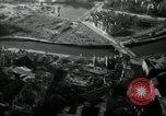 Image of aerial views of damage from WW2 Berlin Germany, 1947, second 27 stock footage video 65675033264