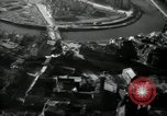 Image of aerial views of damage from WW2 Berlin Germany, 1947, second 31 stock footage video 65675033264