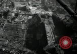Image of aerial views of damage from WW2 Berlin Germany, 1947, second 34 stock footage video 65675033264
