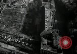 Image of aerial views of damage from WW2 Berlin Germany, 1947, second 35 stock footage video 65675033264