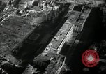 Image of aerial views of damage from WW2 Berlin Germany, 1947, second 38 stock footage video 65675033264