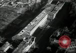 Image of aerial views of damage from WW2 Berlin Germany, 1947, second 39 stock footage video 65675033264