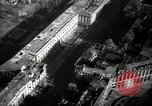Image of aerial views of damage from WW2 Berlin Germany, 1947, second 40 stock footage video 65675033264