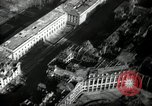 Image of aerial views of damage from WW2 Berlin Germany, 1947, second 41 stock footage video 65675033264