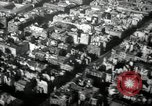 Image of aerial views of damage from WW2 Berlin Germany, 1947, second 43 stock footage video 65675033264