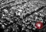 Image of aerial views of damage from WW2 Berlin Germany, 1947, second 44 stock footage video 65675033264