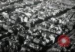 Image of aerial views of damage from WW2 Berlin Germany, 1947, second 45 stock footage video 65675033264