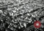 Image of aerial views of damage from WW2 Berlin Germany, 1947, second 46 stock footage video 65675033264