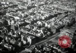 Image of aerial views of damage from WW2 Berlin Germany, 1947, second 47 stock footage video 65675033264