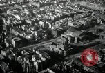 Image of aerial views of damage from WW2 Berlin Germany, 1947, second 50 stock footage video 65675033264