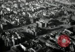 Image of aerial views of damage from WW2 Berlin Germany, 1947, second 51 stock footage video 65675033264