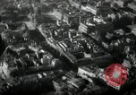 Image of aerial views of damage from WW2 Berlin Germany, 1947, second 59 stock footage video 65675033264