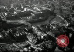 Image of aerial views of damage from WW2 Berlin Germany, 1947, second 61 stock footage video 65675033264