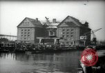 Image of aerial views Berlin Germany, 1947, second 22 stock footage video 65675033266