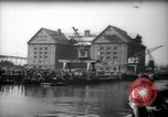 Image of aerial views Berlin Germany, 1947, second 23 stock footage video 65675033266