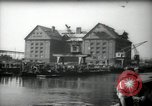 Image of aerial views Berlin Germany, 1947, second 24 stock footage video 65675033266