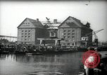 Image of aerial views Berlin Germany, 1947, second 25 stock footage video 65675033266