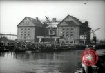 Image of aerial views Berlin Germany, 1947, second 28 stock footage video 65675033266