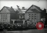 Image of aerial views Berlin Germany, 1947, second 30 stock footage video 65675033266