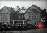 Image of aerial views Berlin Germany, 1947, second 31 stock footage video 65675033266