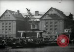 Image of aerial views Berlin Germany, 1947, second 32 stock footage video 65675033266