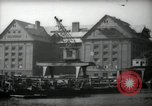 Image of aerial views Berlin Germany, 1947, second 34 stock footage video 65675033266