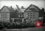 Image of aerial views Berlin Germany, 1947, second 35 stock footage video 65675033266