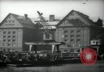 Image of aerial views Berlin Germany, 1947, second 36 stock footage video 65675033266