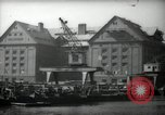 Image of aerial views Berlin Germany, 1947, second 37 stock footage video 65675033266