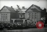 Image of aerial views Berlin Germany, 1947, second 38 stock footage video 65675033266