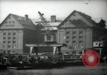 Image of aerial views Berlin Germany, 1947, second 39 stock footage video 65675033266