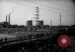 Image of industrial area Germany, 1946, second 38 stock footage video 65675033271