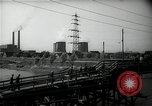 Image of industrial area Germany, 1946, second 39 stock footage video 65675033271