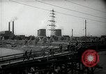 Image of industrial area Germany, 1946, second 41 stock footage video 65675033271