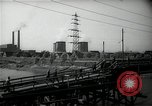 Image of industrial area Germany, 1946, second 42 stock footage video 65675033271
