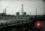 Image of industrial area Germany, 1946, second 43 stock footage video 65675033271